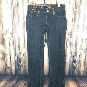 Coogi black jeans  size 9/10